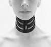 CUT OUT POSTURE COLLAR