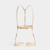 FULL CLASSIC SUSPENDER HARNESS NATURAL