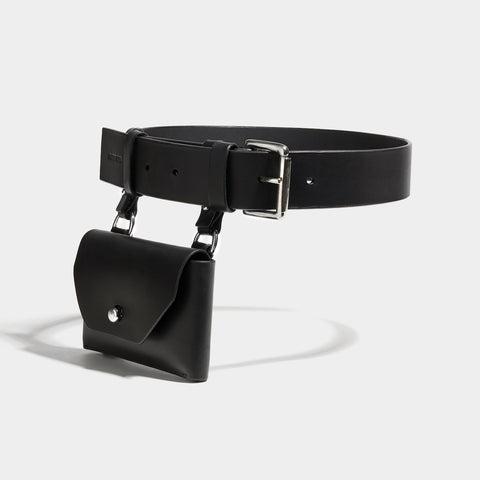 POCKET BELT - BLACK