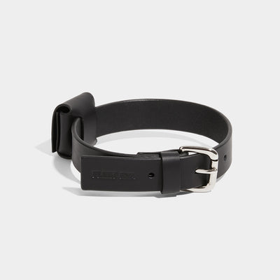 POCKET COLLAR BLACK