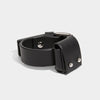 POCKET CUFF BLACK
