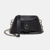 SMALL TRIANGLE BAG BLACK