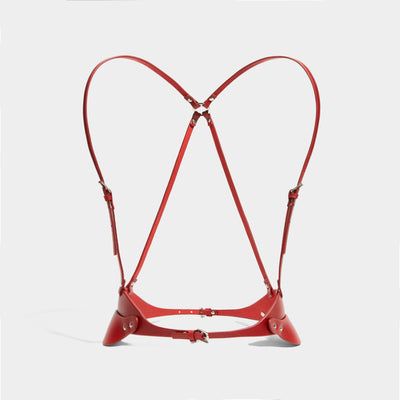 THIN HIP HARNESS - RED