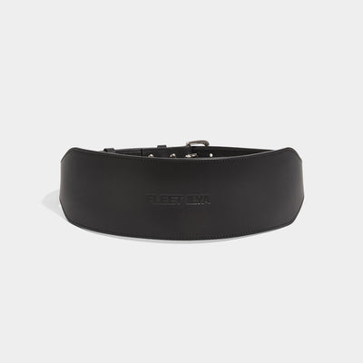WEIGHTLIFTING BELT BLACK