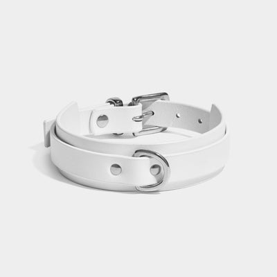 WING COLLAR - WHITE