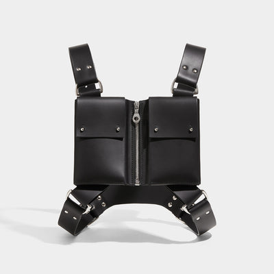 ZIP FRONT POCKET HARNESS
