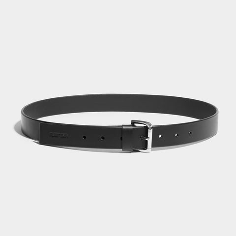 SIMPLE BELT - BLACK