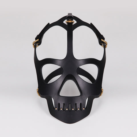 THE SKULL MASK HEADPIECE