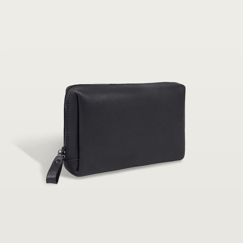 MENS BLACK POUCH