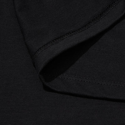 FLEET ILYA LOGO T-SHIRT BLACK