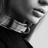 WING COLLAR - SILVER