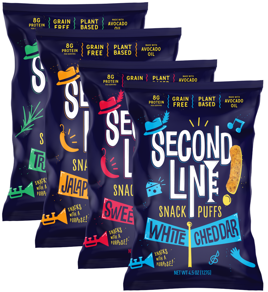 Second Line Variety Pack
