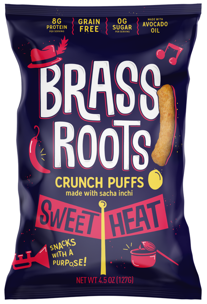 brass roots sweet heat