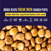 [LIMITED OFFER] Sacha Inchi Grain Free Crunch Puffs - Sampler Pack 4.5oz x 6