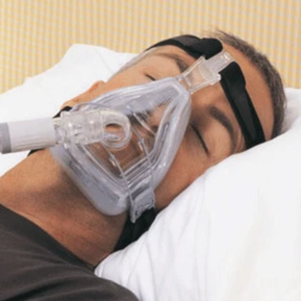 FlexiFit™ 432 Full Face with Headgear CPAP sleep apnea