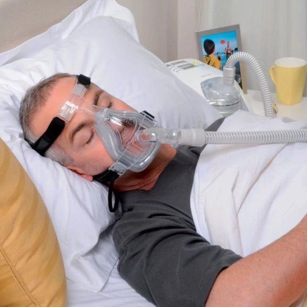 Superior Auto Parts >> Forma Full Face CPAP Mask with Headgear - Nationwide Medical Direct