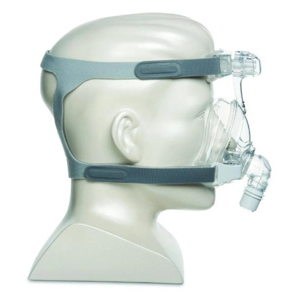 Amara Silicone Full Face CPAP Mask Kit - CPAPnation