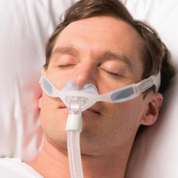 Nuance Pro Gel Nasal Pillow CPAP Mask Kit - CPAPnation