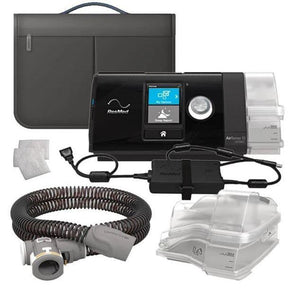 AirSense 10 AutoSet CPAP Machine with Humidifier & Heated Tubing - CPAPnation