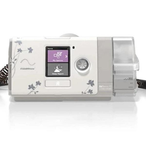 AirSense 10 Autoset For Her CPAP Machine with Humidifier & Standard Tubing - CPAPnation