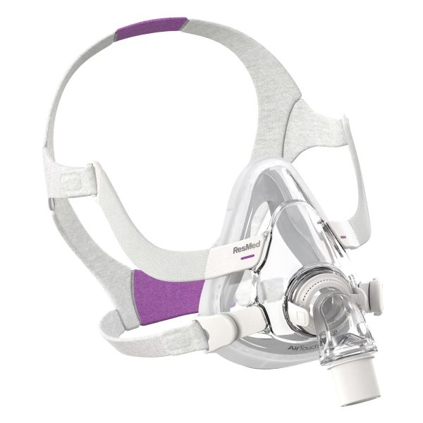 AirTouch F20 For Her Memory Foam Full Face CPAP Mask - CPAPnation