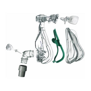 Mirage Quattro Full Face CPAP Mask - CPAPnation