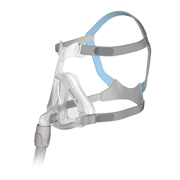 Quattro Air Full Face CPAP Mask - CPAPnation