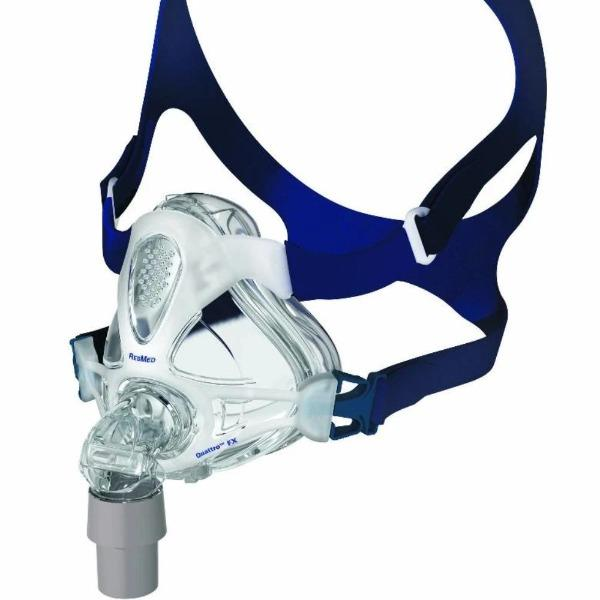 Quattro FX Full Face CPAP Mask - CPAPnation
