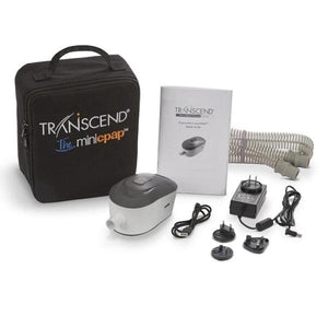 Transcend 3 miniCPAP Auto Machine - CPAPnation