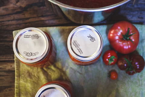 Home Canning Lids