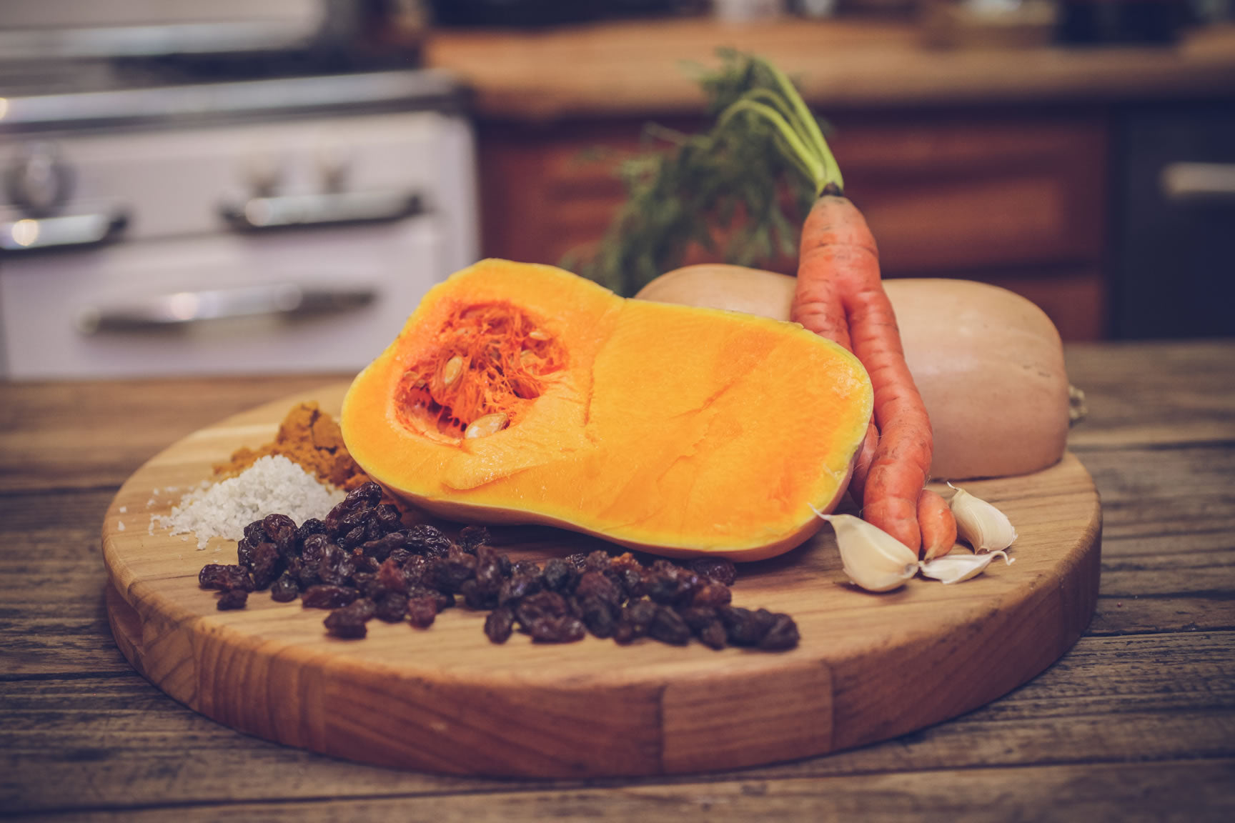 winter squash recipe