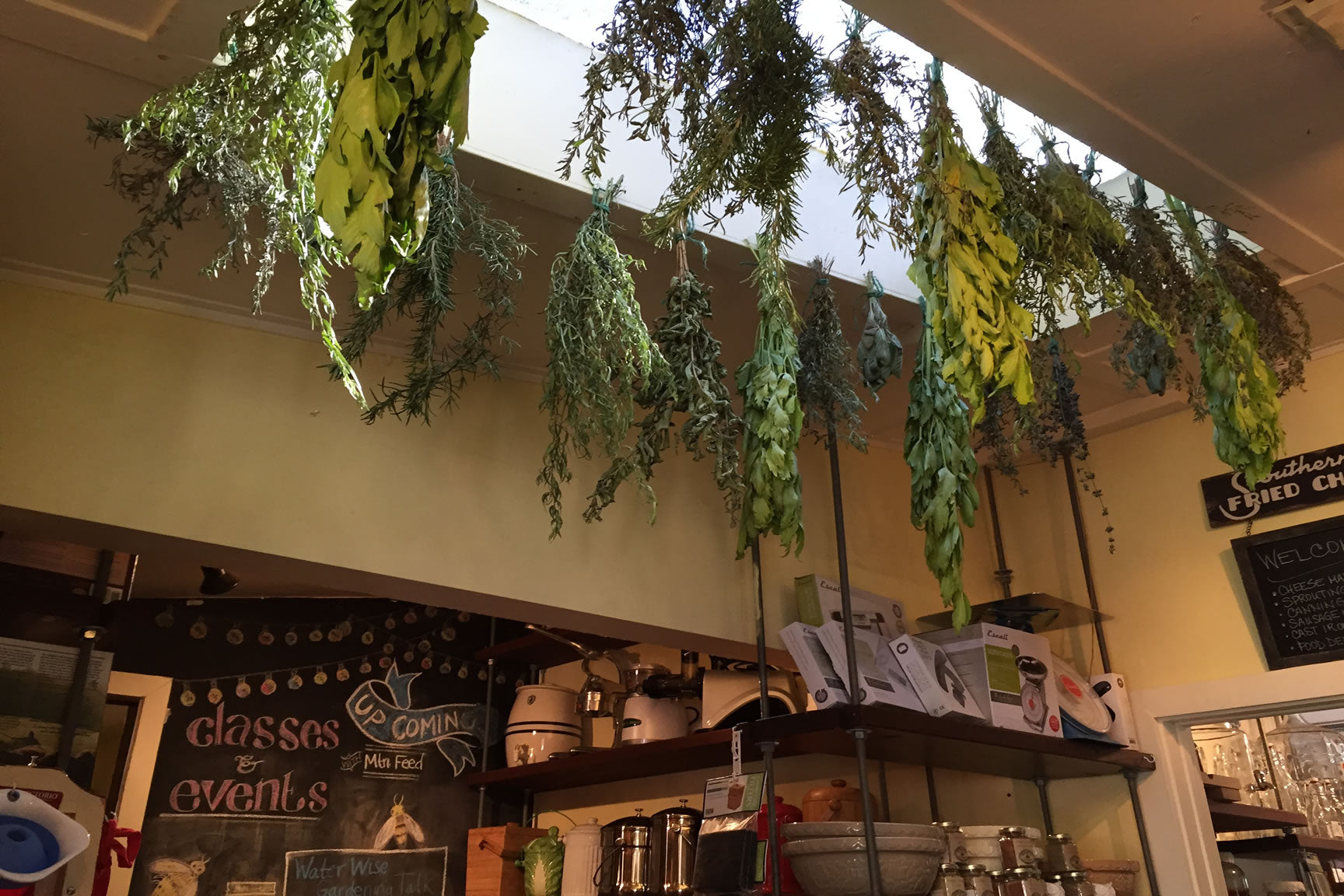 Drying Herbs And Flowers Mountain Feed Farm Supply