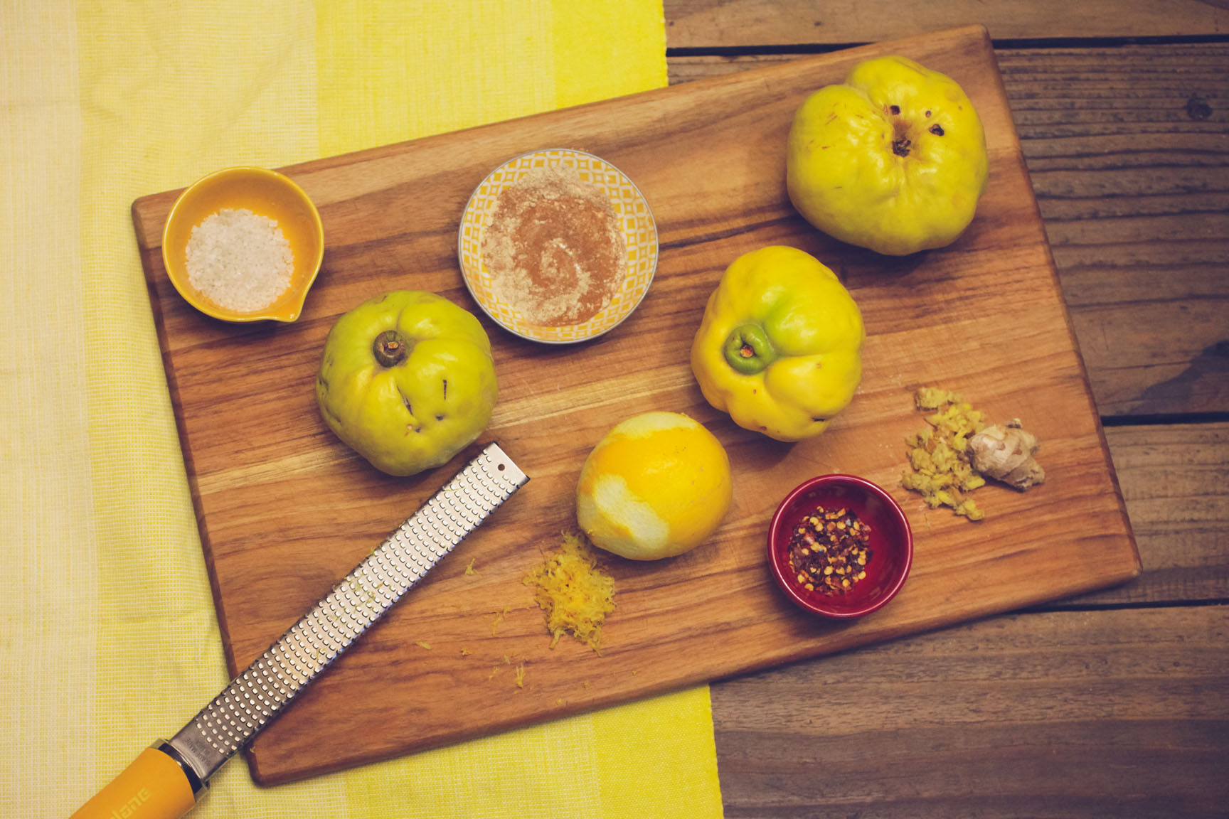 fermented quince