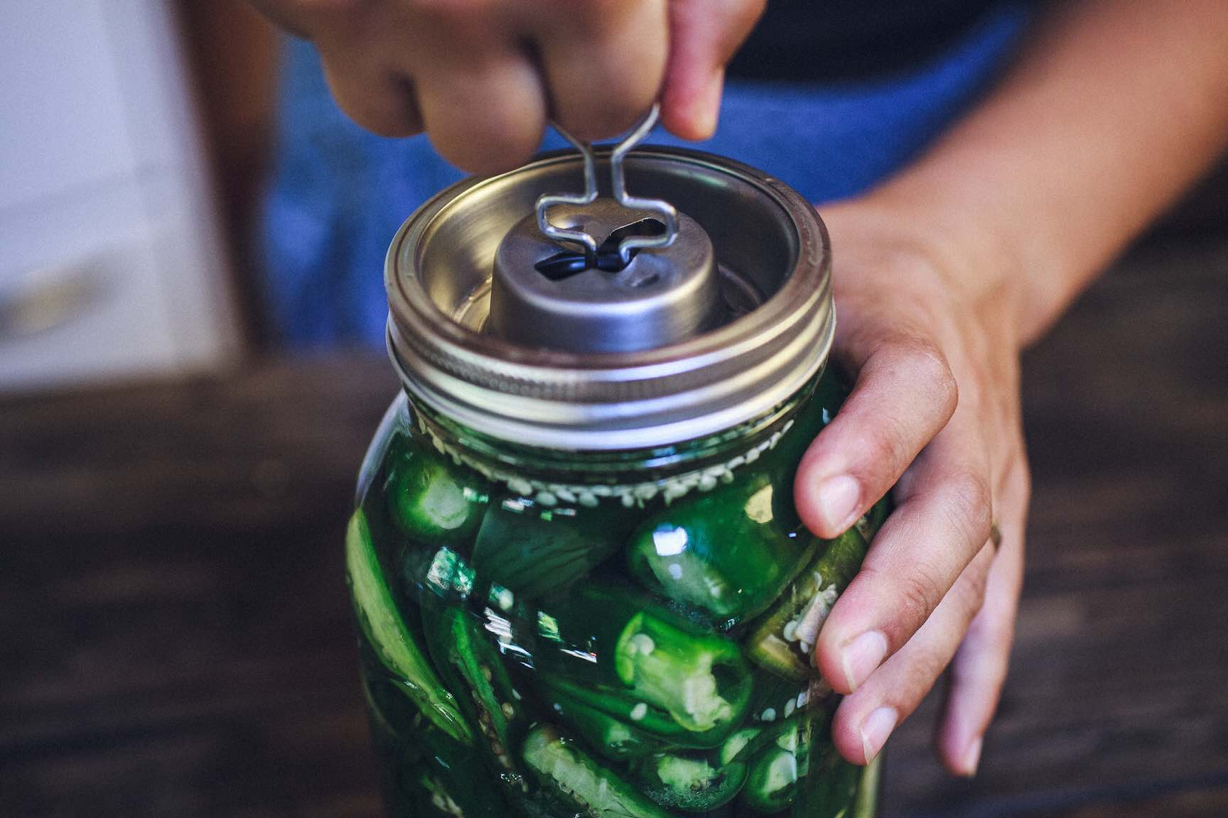 how to make fermented pickled jalapenos