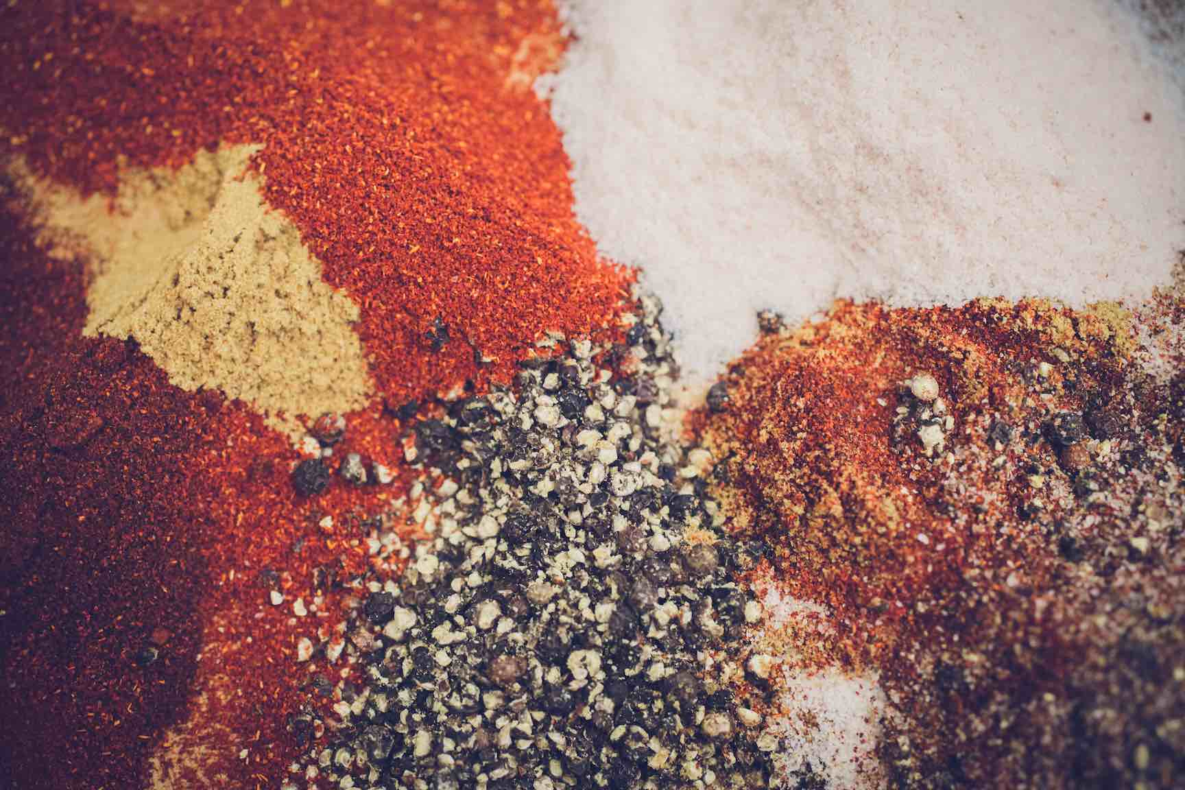 spicy southwest salt blend and meat rub seasoning recipe