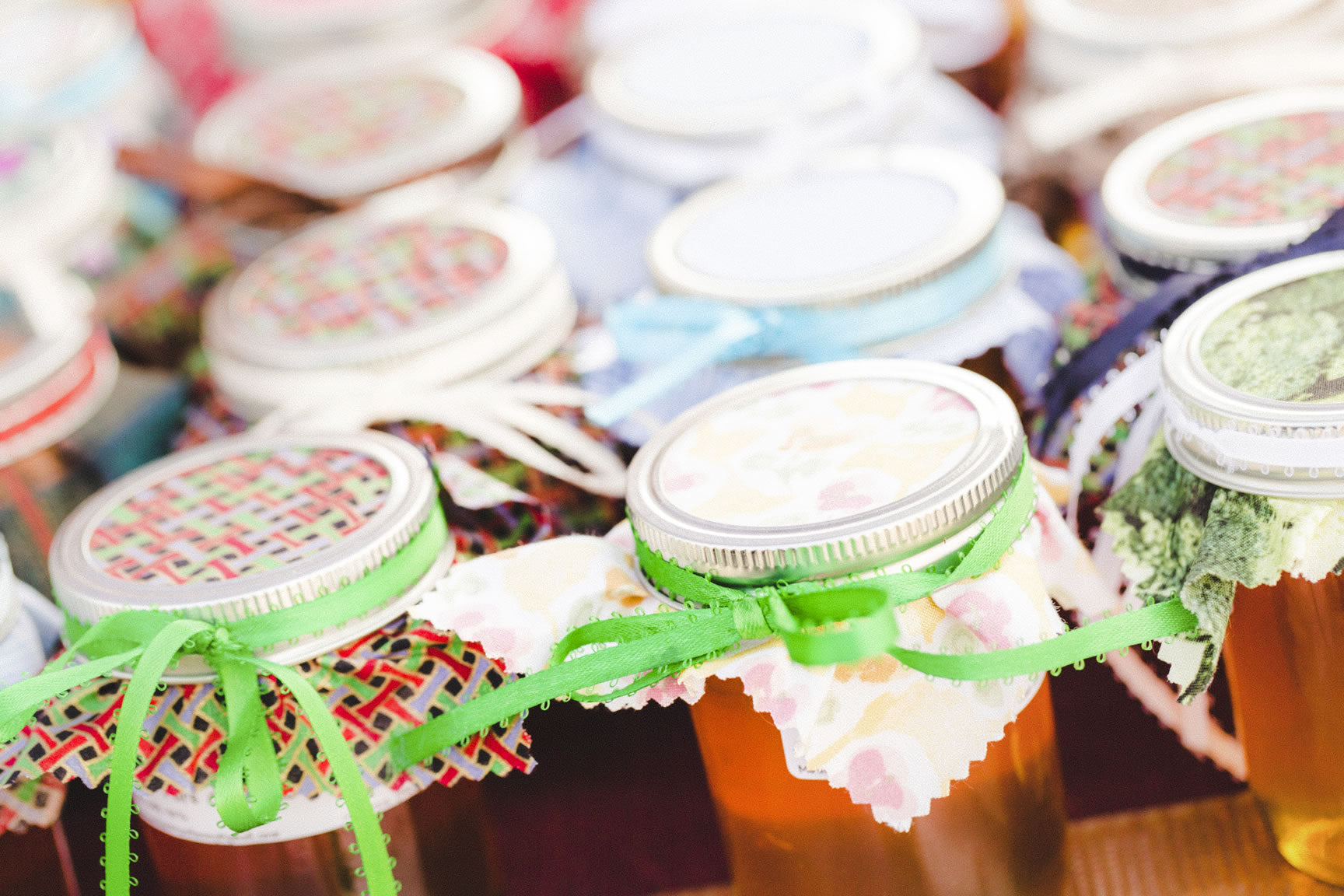 unique homemade canning jar gift ideas