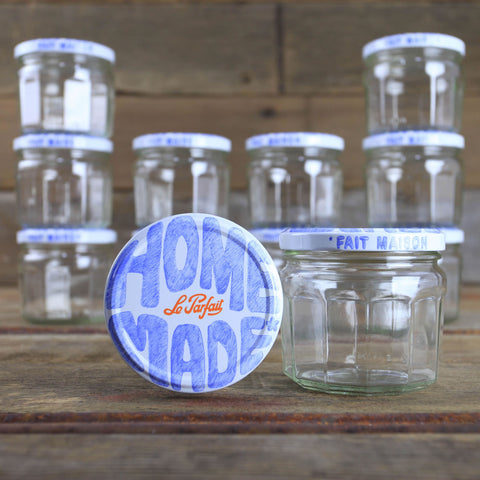 Le Parfait Homemade Canning Jar Replacement Lids Set of 6 - Canning Supplies