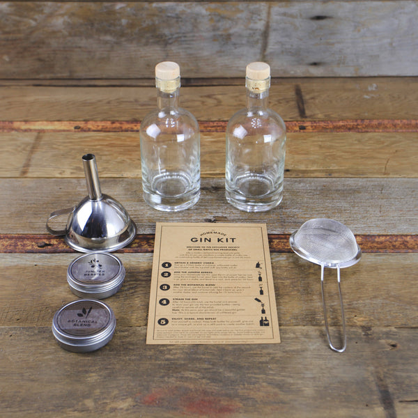 ... / Products / A DIY Homemade Gin Kit - Make Your Own Homemade Spirits