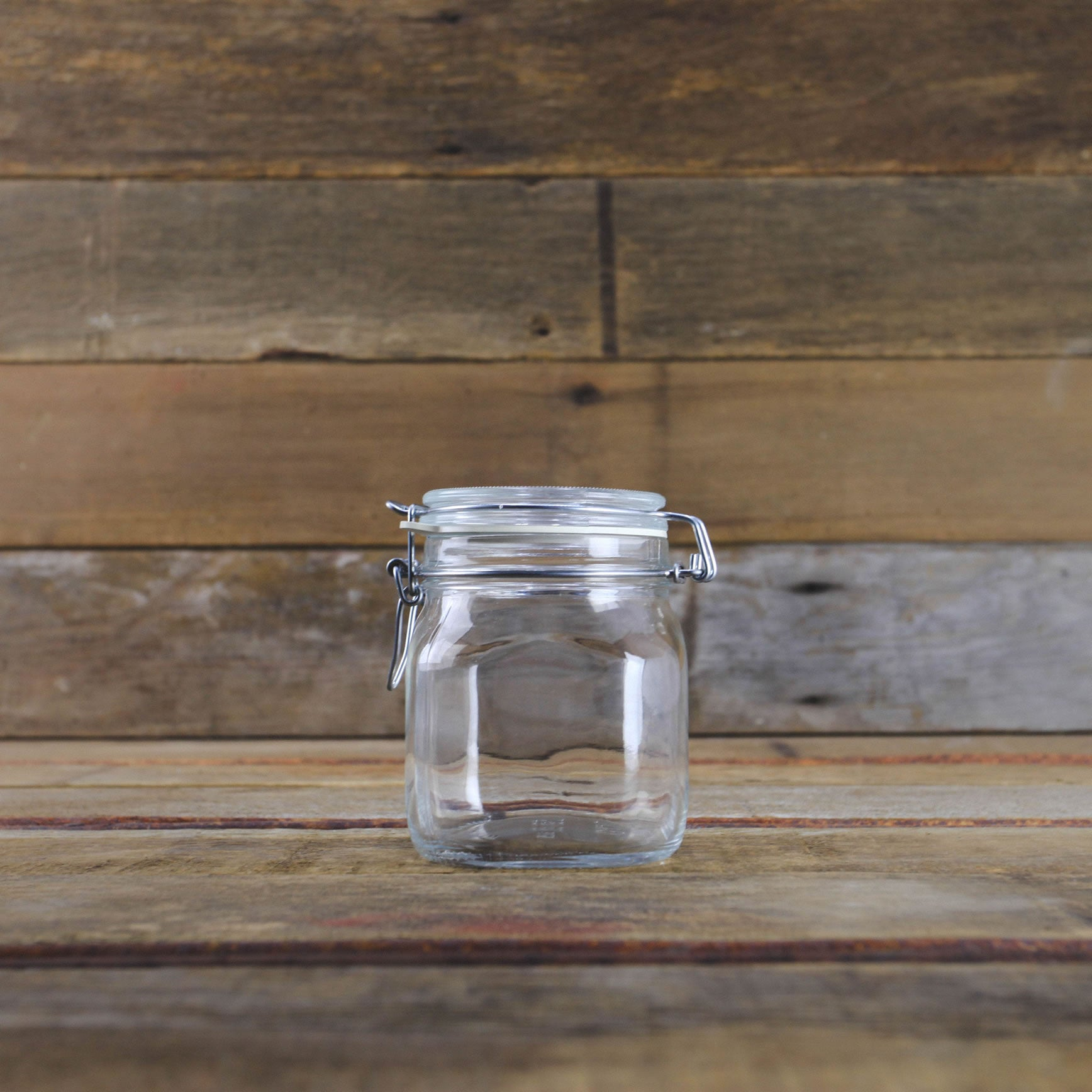 fido storage jar for homemade gift making
