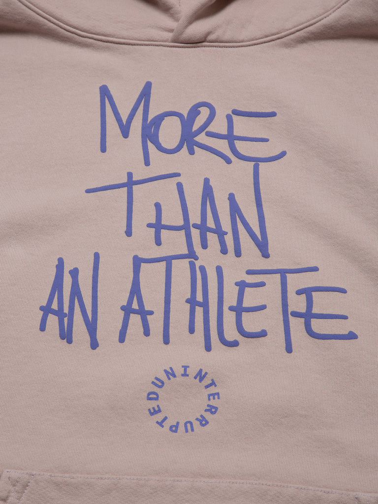 MORE THAN AN ATHLETE SUMMIT HOODIE LAVENDER DREAMS