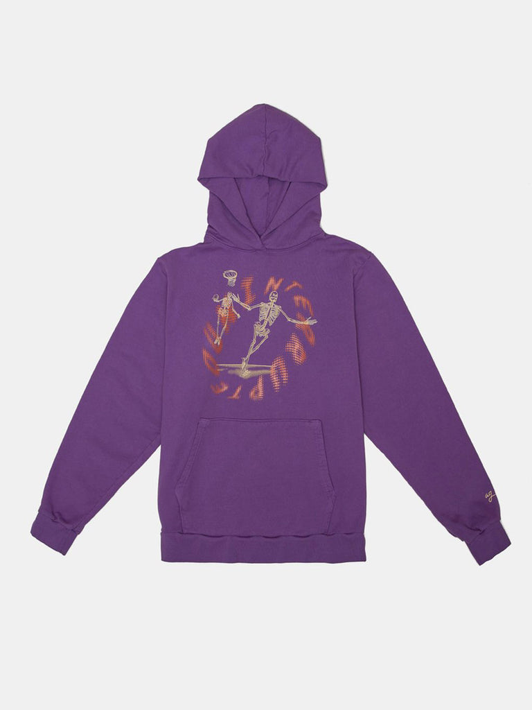 UN X Austen AG Ascension Hoodie Purple