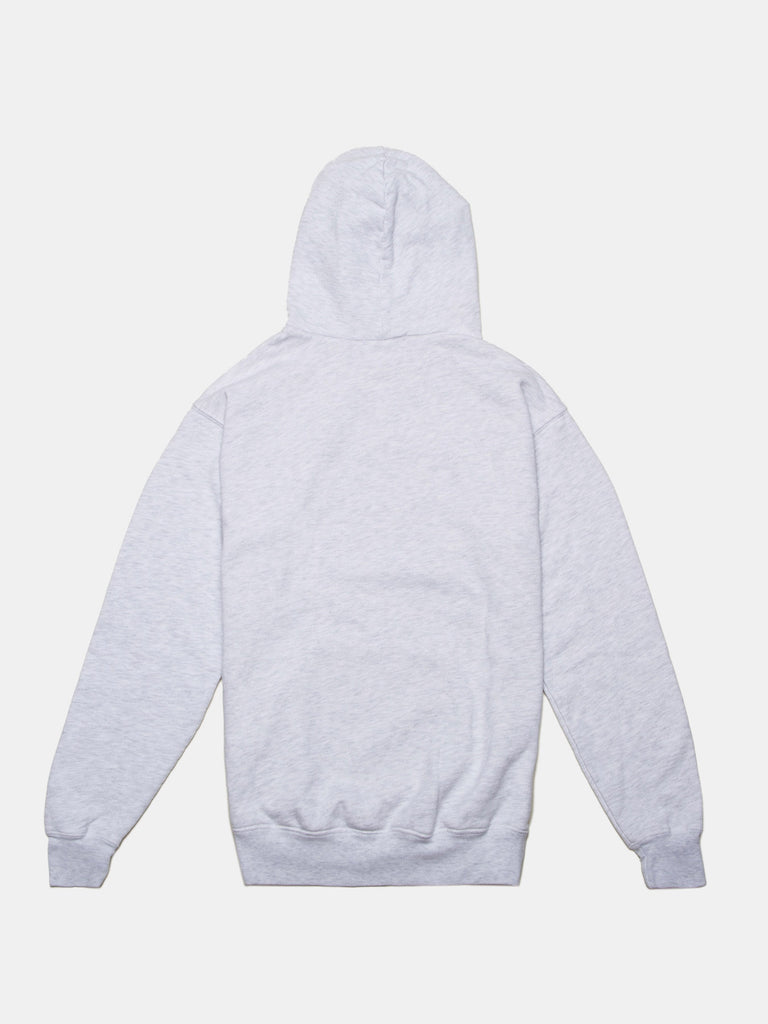 MORE THAN AN ATHLETE HOODIE HEATHER GREY