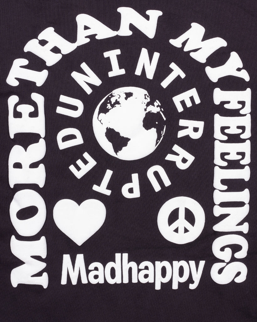 UNINTERRUPTED X MADHAPPY MORE THAN MY FEELINGS SS TEE