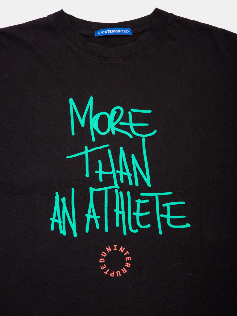 MORE THAN AN ATHLETE BHM TEE