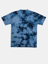 Load image into Gallery viewer, MORE THAN AN ATHLETE VENICE TEE BLUE TIE DYE