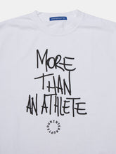 Load image into Gallery viewer, MORE THAN AN ATHLETE VENICE TEE WHITE