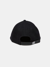 Load image into Gallery viewer, WOOL U HAT BLACK (4458683334736)