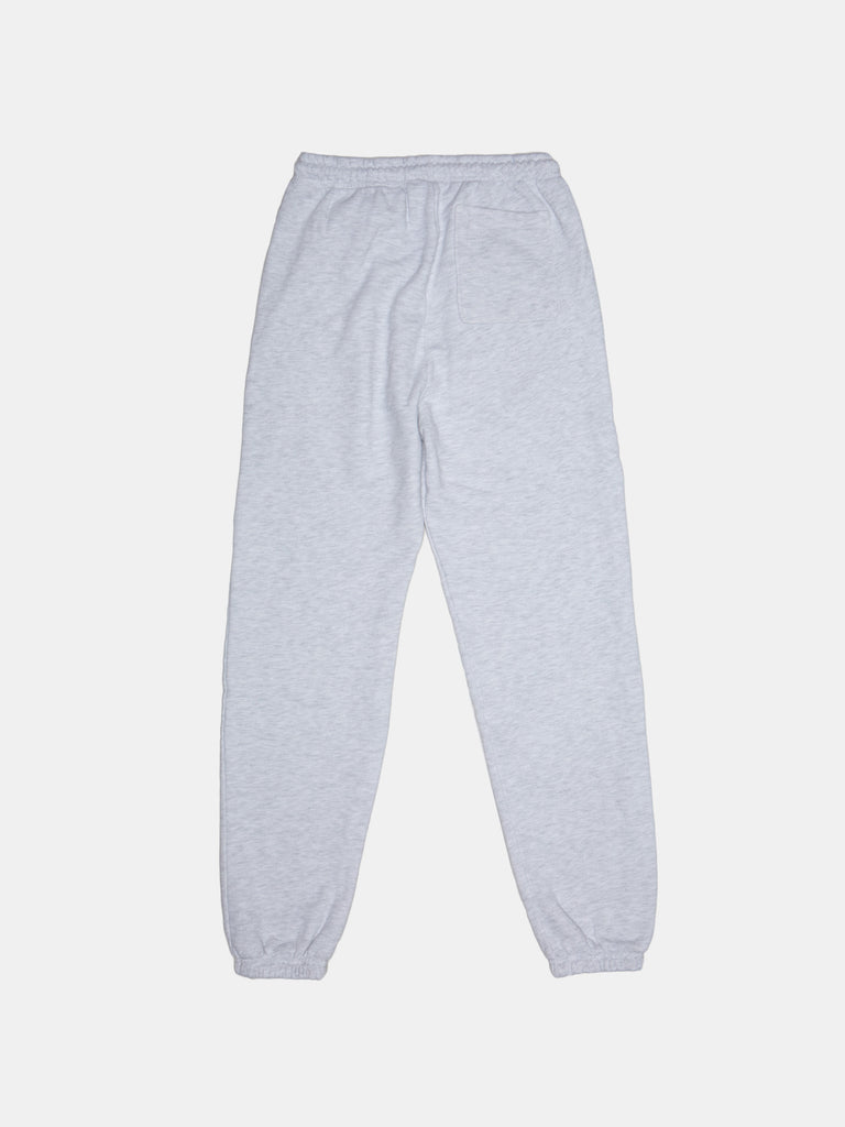 WARPED LOGO SUMMIT SWEATPANT HEATHER GREY (4495523545168)