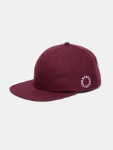 Load image into Gallery viewer, Arch Hat Burgundy