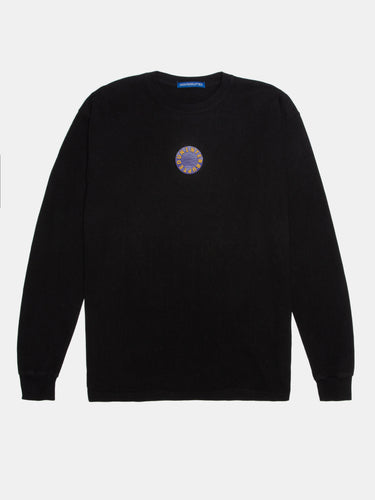 Circle LS Mulholland Tee Black
